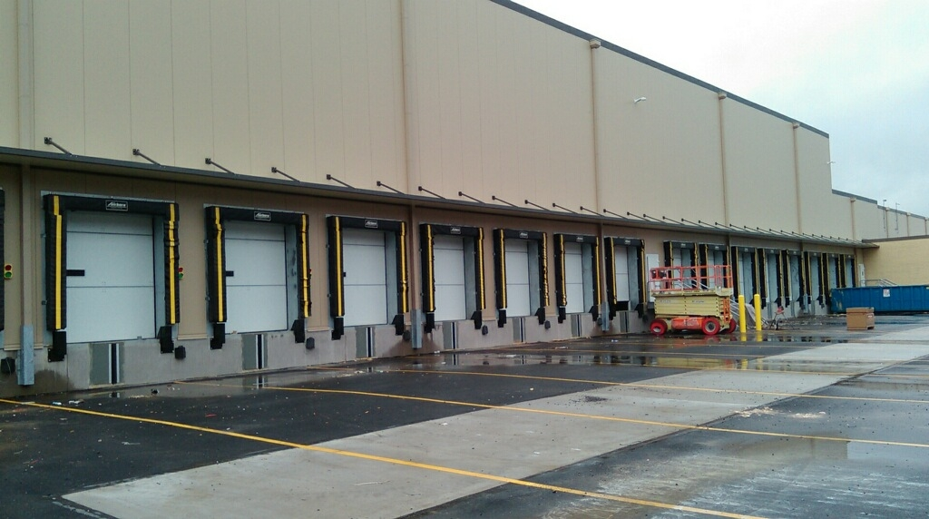 Loading Dock Covers Crest Aluminum Products Co Inc