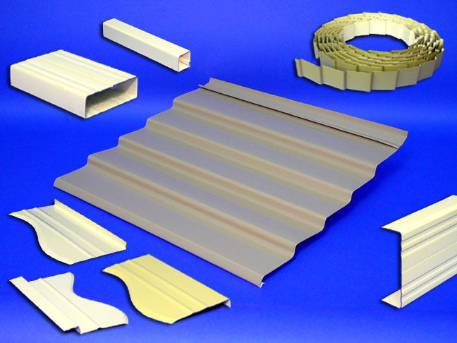 Step Down Awning Components Crest Aluminum Products Co Inc